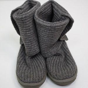 UGG Classic Cardy II Knit Boot